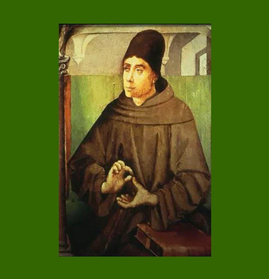 Jean Duns Scoto (1266-1308)