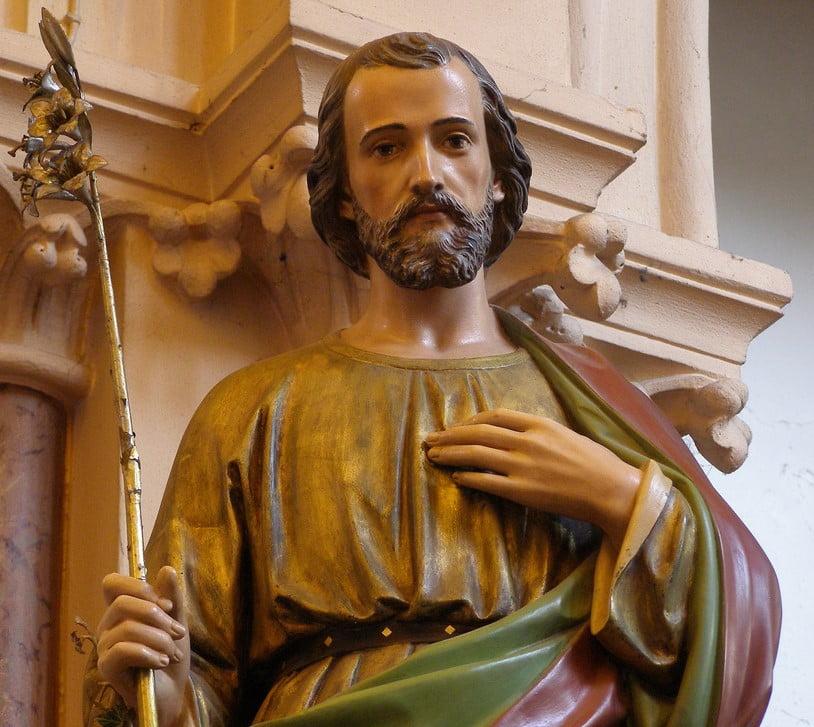<em>José era justo. (Mt 1,19)</em> - São José: Oratório de Oxford